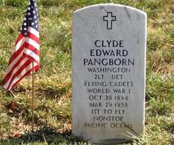Clyde Edward Pangborn
