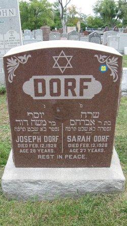 Joseph Dorf